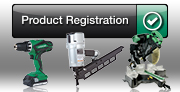 Metabo HPT tools