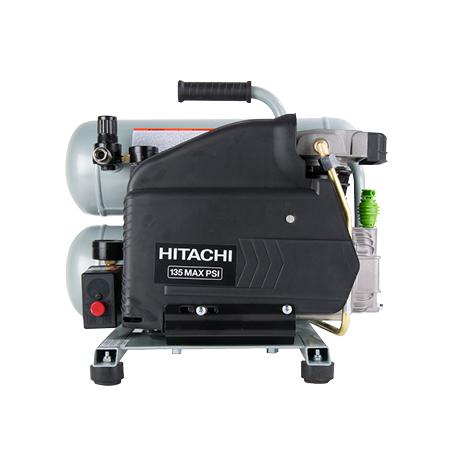 EC99S 4-Gallon Portable Electric Twin Stack Air Compressor on