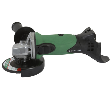 Hitachi G18DSLP4 18V Lithium Ion 4-1/2 Angle Grinder (Tool Body Only) image