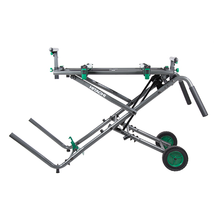 UU240R Fold & Roll Universal Miter Saw Stand