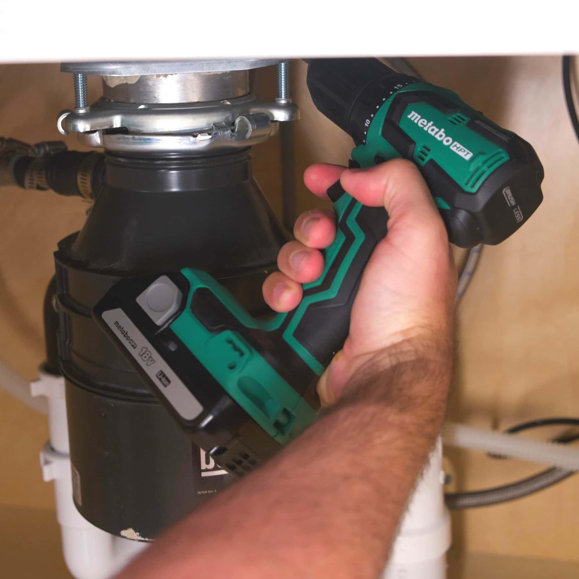 Subcompact Cordless Drill