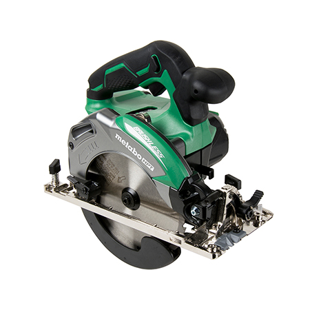 "Metabo HPT 18V Brushless Lithium Ion 6-1/2"" Deep Cut Circular Saw"