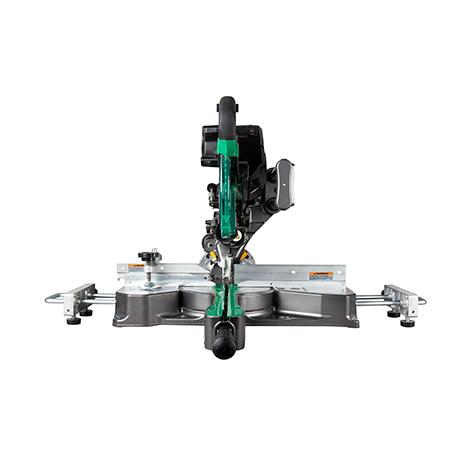 """Metabo HPT 36V MultiVolt Brushless 7-1/4"""" Dual Bevel Sliding Miter Saw"""