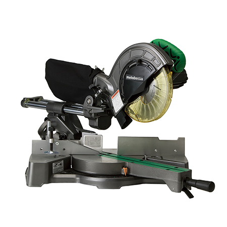 "Metabo HPT 8-1/2"" Sliding Compound Miter Saw"