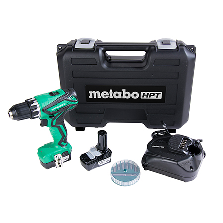 Metabo HPT 12V Peak Lithium Ion Driver Drill