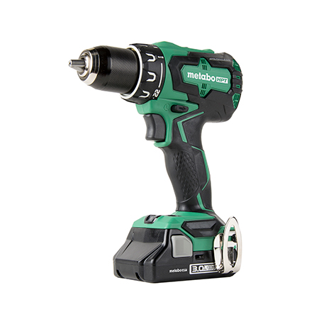Metabo HPT 18V Lithium Ion Brushless Driver Drill with 1 Battery