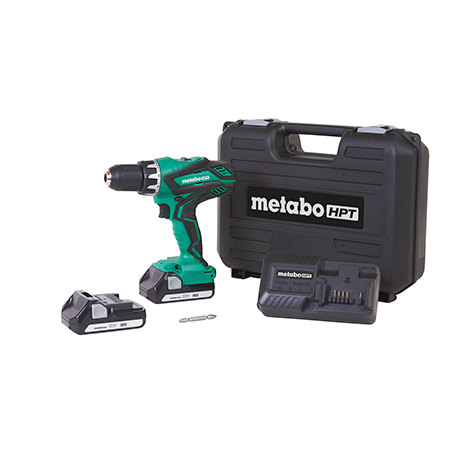 Metabo HPT 18V Lithium Ion Driver Drill