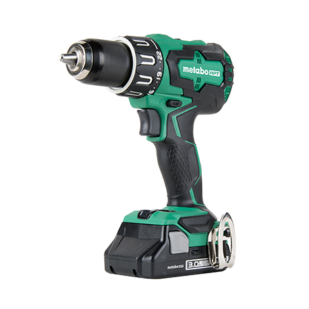 Metabo HPT 18V Lithium Ion Brushless Hammer Drill with 1 Battery