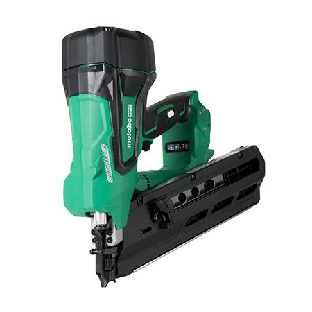 """Metabo HPT 3-1/2"""" 18V Cordless Plastic Strip Framing Nailer (Tool Body Only)"""