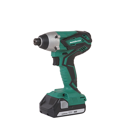 Metabo HPT 18V Lithium Ion Impact Driver