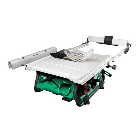 "Metabo HPT 36V MultiVolt Brushless 10"" Table Saw (Tool Body Only)"