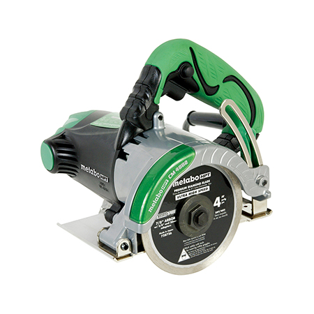 Metabo HPT 4 inch Dry Cut Masonry Saw