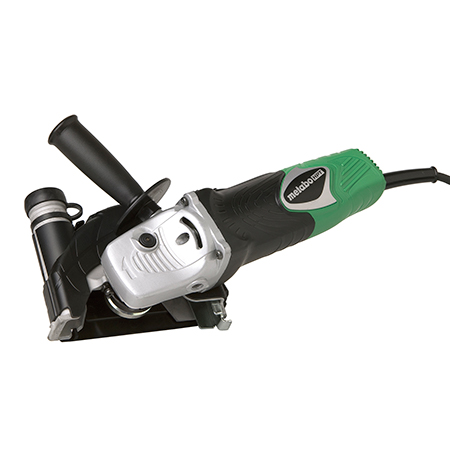 "Metabo HPT 5"" Concrete Masonry Cutter with Tuck Point Guard"