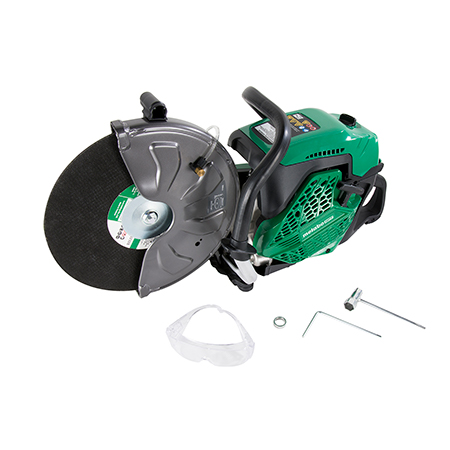 "Metabo HPT 14"" 75cc 2-Stroke Gas Cut-Off Saw w/ New PureFire Engine"