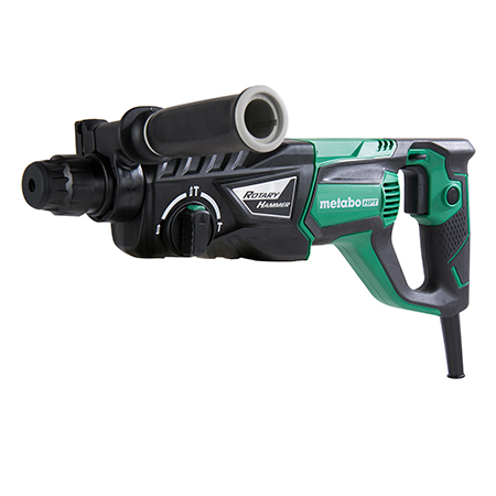 """Metabo HPT 1"""" 3-Mode D-Handle SDS Plus Rotary Hammer"""