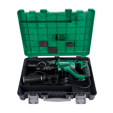 "Metabo HPT 1-1/8"" 3-Mode D-Handle SDS Plus Rotary Hammer w/ UVP User Vibration Protection"