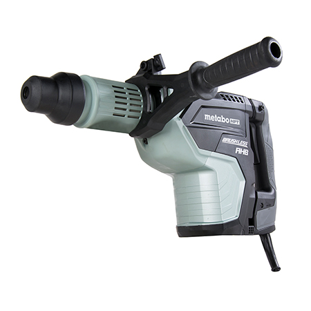 "Metabo HPT 1-3/4"" AC Brushless, AHB Aluminum Housing Body, AC/DC SDS Max AC Rotary Hammer"