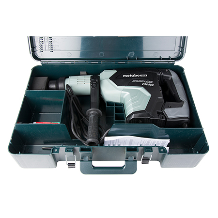 "Metabo HPT 1-3/4"" AC Brushless, AHB Aluminum Housing Body, AC/DC SDS Max AC Rotary Hammer"