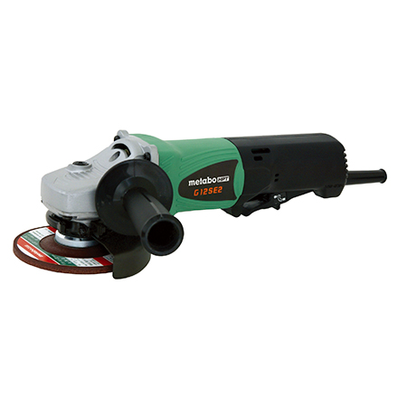 Metabo HPT 9.5-Amp, AC/DC 4-1/2 inch Trigger Switch Angle Grinder