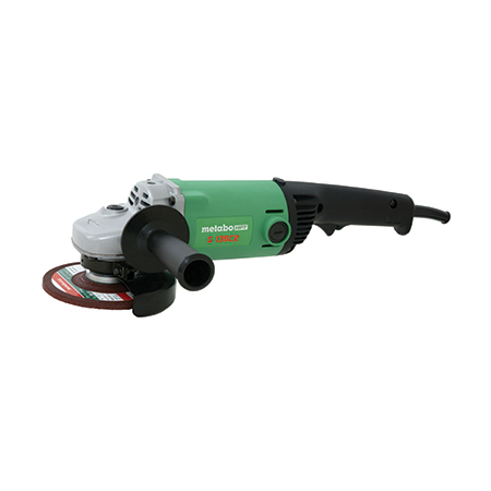Metabo HPT 11-Amp, 5 inch Trigger Switch Angle Grinder