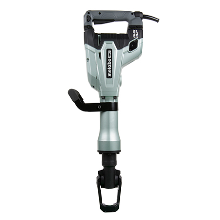"Metabo HPT AHB Aluminum Housing Body, UVP User Vibration Protection, 40 lb 1-1/8"" Hex Demolition Hammer"