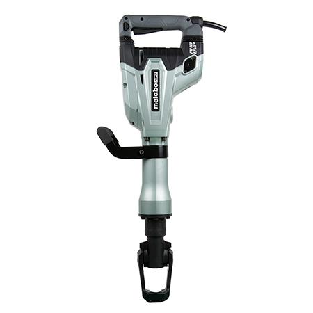 "Metabo HPT AHB Aluminum Housing Body, UVP User Vibration Protection, 40 lb 1-1/8"" Hex Demolition Hammer"