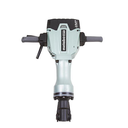 "Metabo HPT AHB Aluminum Housing Body, UVP User Vibration Protection, 70 lb 1-1/8"" Hex Demolition Hammer"