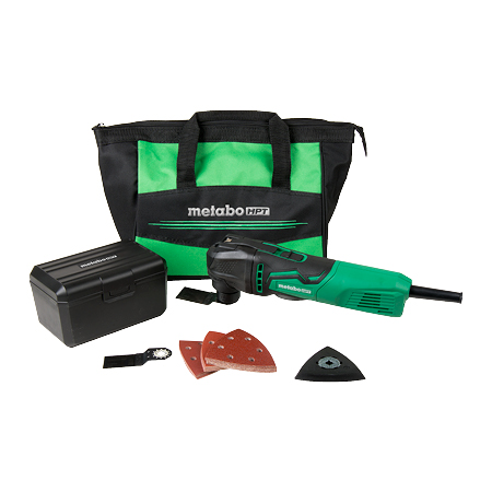 Metabo HPT_Oscillating Multi Tool model CV350V_KIT_image
