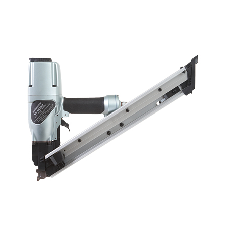 Metabo HPT  2-1/2 inch Strap-Tite Fastening System Strip Nailer