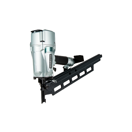 """Metabo HPT 3-1/4"""" Plastic Collated Framing Nailer (Without Depth Adjustment)"""