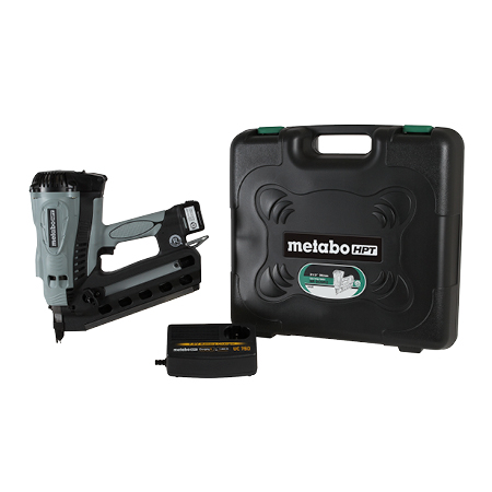 Metabo HPT 3-1/2 inch Gas Powered Plastic Strip Collated Framing Nailer