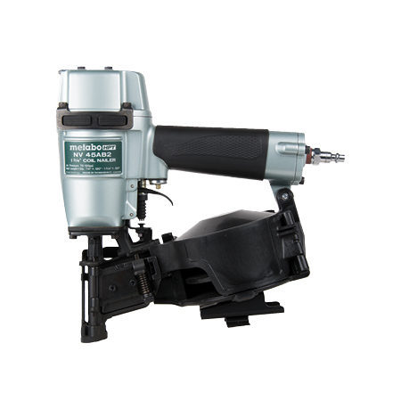 Metabo HPT 1-3/4 inch Coil Roofing Nailer