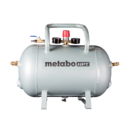 Metabo HPT 10 Gallon ASME Certified Reserve Air Tank