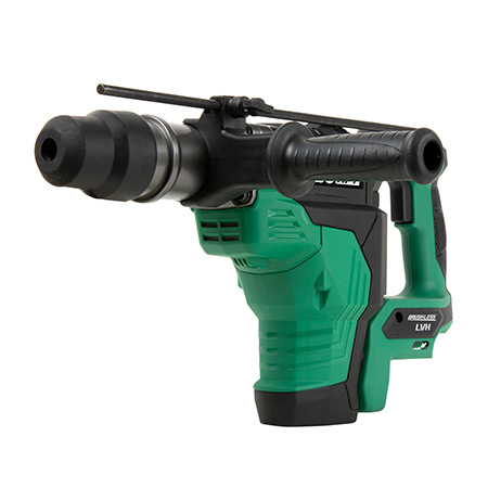 36V MultiVolt Brushless 1-9/16-in SDS Max Rotary Hammer model DH36DMAQ2_ANGLE image