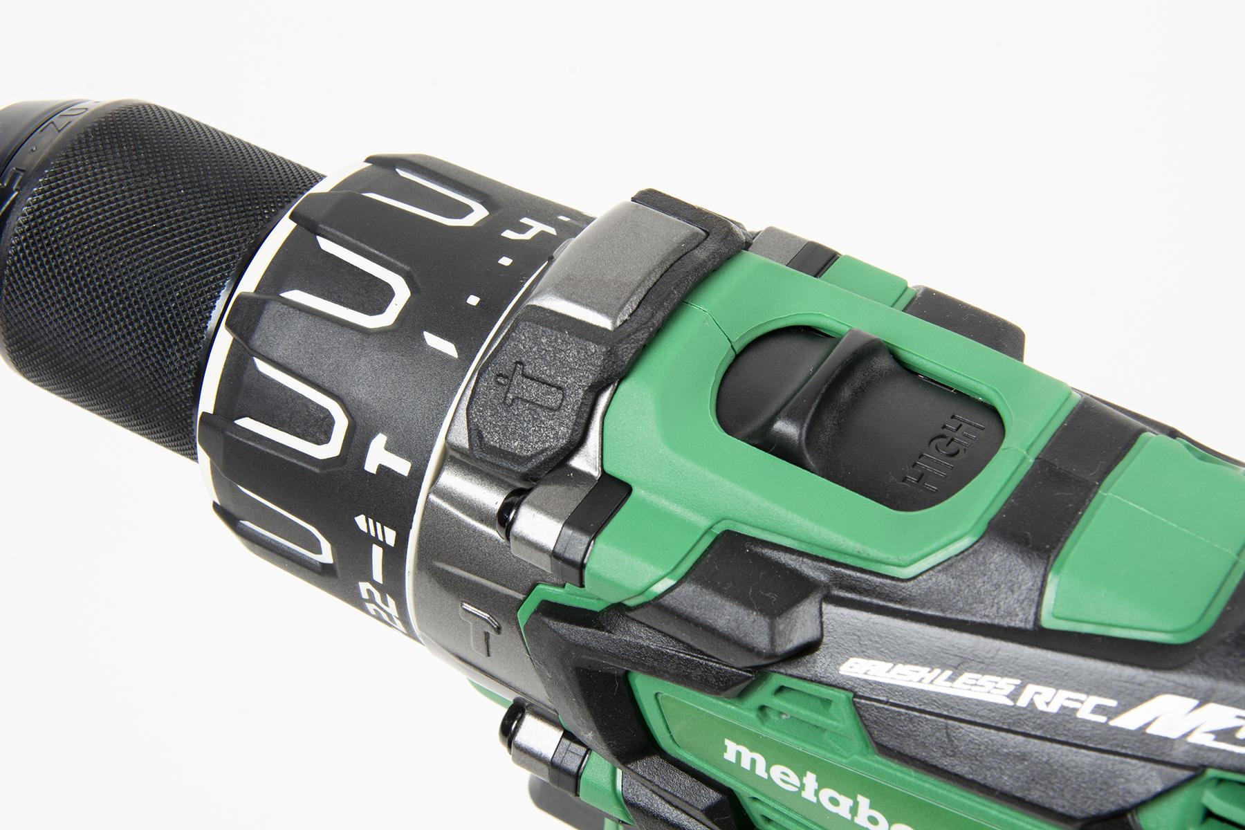 Multivolt Hammer Drill DETAIL 2
