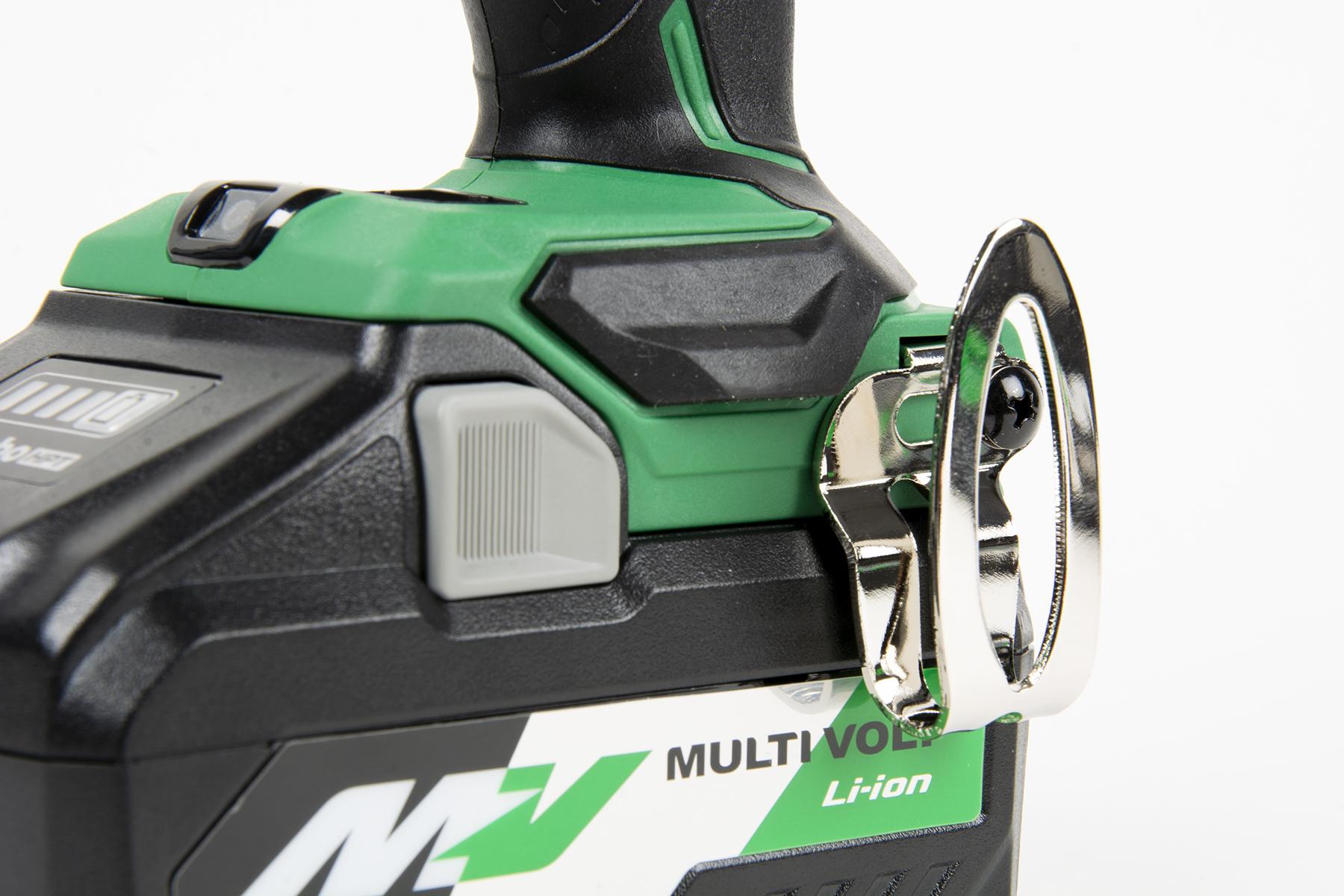 MultiVolt Hammer Drill DETAIL 5