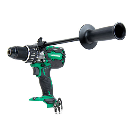 36V MultiVolt Brushless 1/2-in Hammer Drill -tool body only- model DV36DAQ4_ANGLE-W-HANDLE image