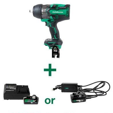 MultiVolt 1/2 Inch Impact Wrench