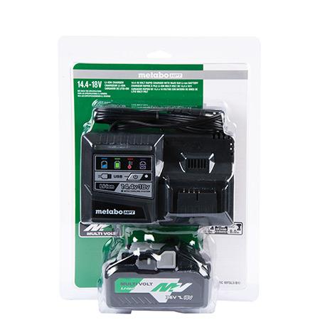 36V/18V MultiVolt Lithium Ion Slide Battery and Charger Starter Kit model UC18YSL3(B1) Package Image