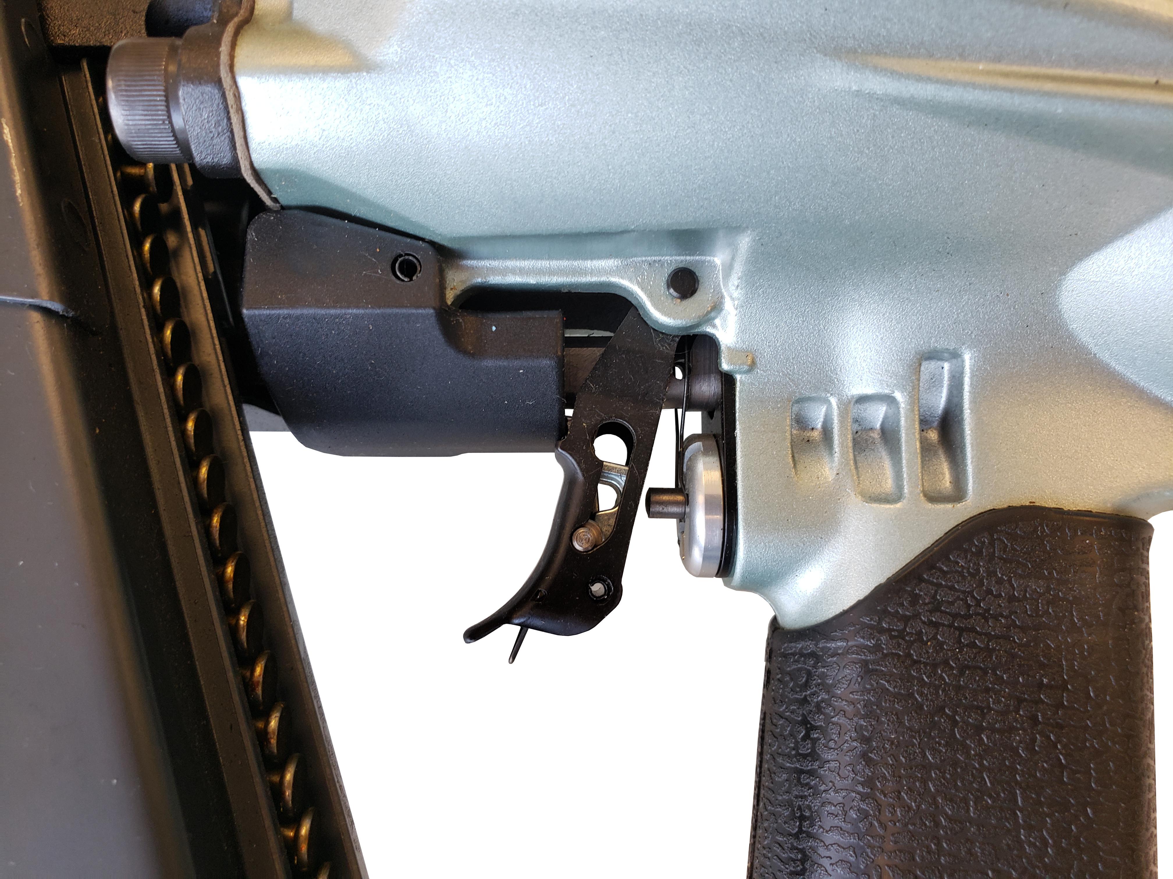 Metabo HPT NR83A5 Framing Nailer Detail 3
