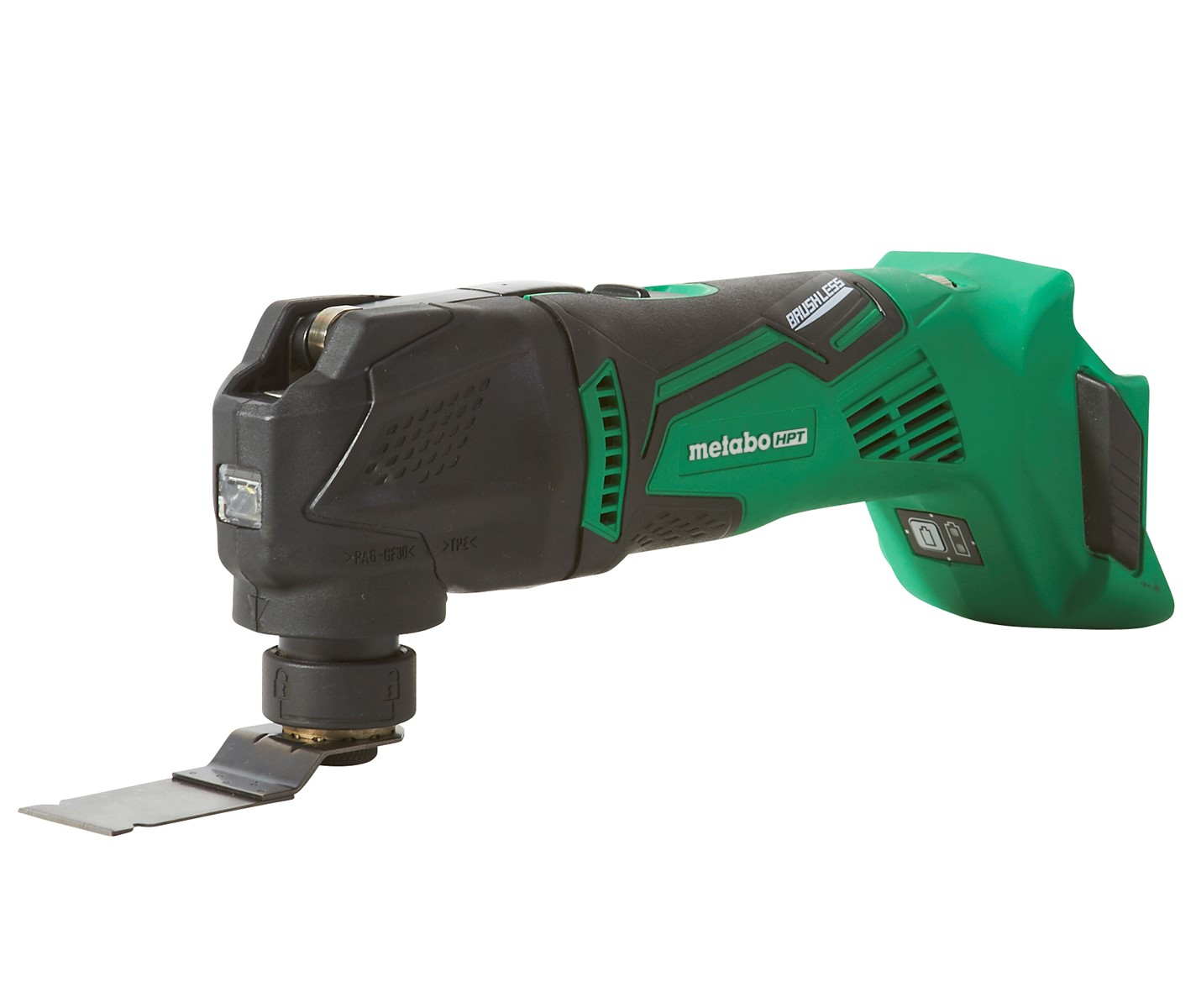 Oscillating Tool with Blade