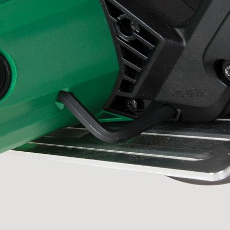 Hitachi C7UR Circular Saw HEX Wrench Storage image
