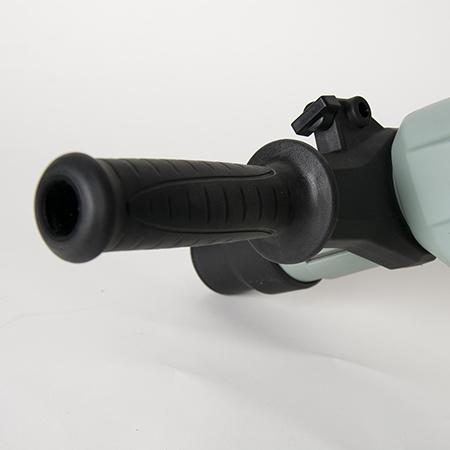 360 degree adjustable side handle