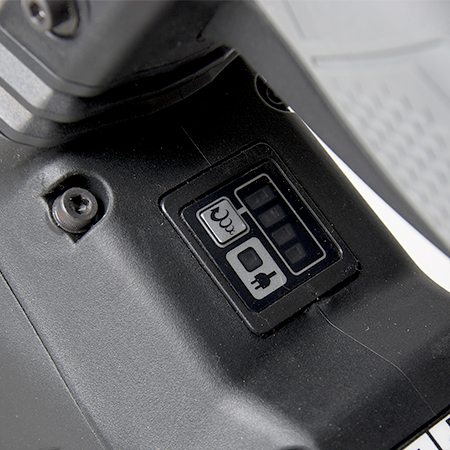 Push button speed selector switch image