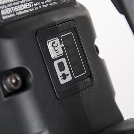 Rotation Speed Selector