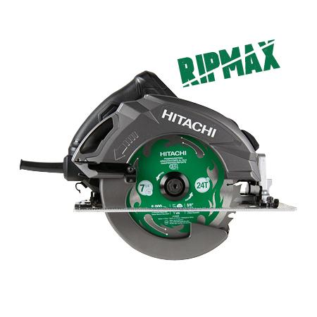 c7ur pro circular saw with ripmax image 2