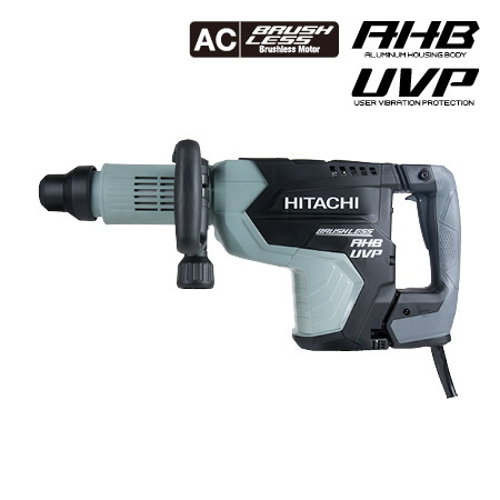 Hitachi H60MEY AC Brushless SDS Max Demolition hammer