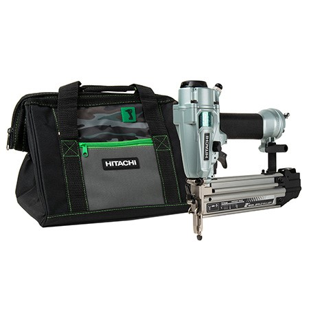 NT50A5 image Hitachi 2-in 18-gauge pro brad nailer- with bag