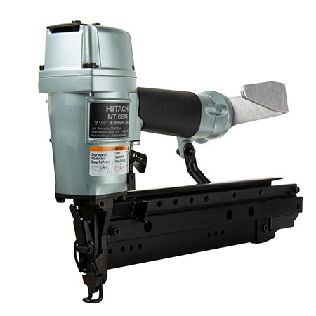 NT65A5 Hitachi 2.5-in 16 gauge pro finish nailer angle image