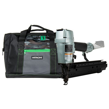 NT65A5 Hitachi 2.5-in 16 gauge pro finish nailer with bag image